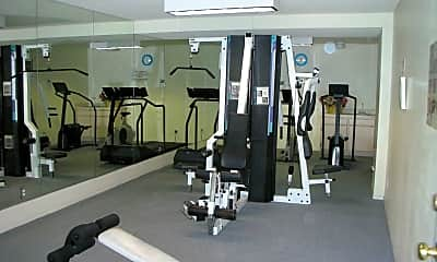 Fitness Weight Room, 16820 Chatsworth St, 2