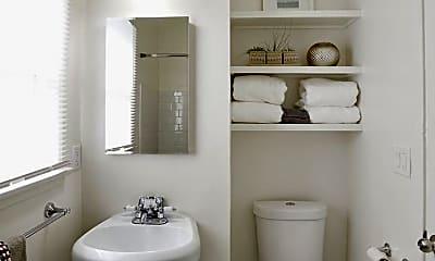 Bathroom, 13321 South Vermont Ave., 2