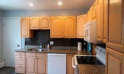 Kitchen, 12 Cedar St, 1