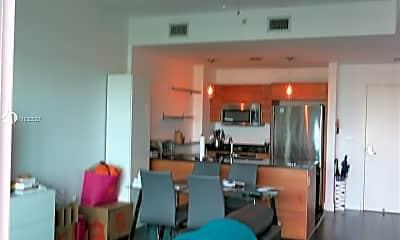 Living Room, 3301 NE 1st Ave H1611, 2