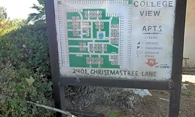 COLLEGE VIEW APTS/FMR CARIBOU APTS, 1