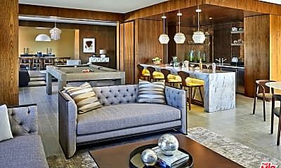 Living Room, 225 S Grand Ave 714, 0