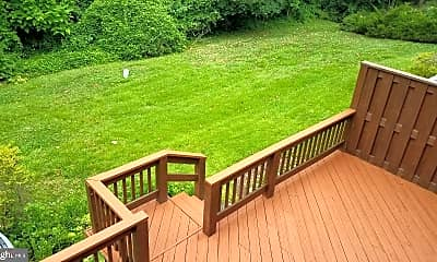 Patio / Deck, 10912 Brewer House Rd, 1