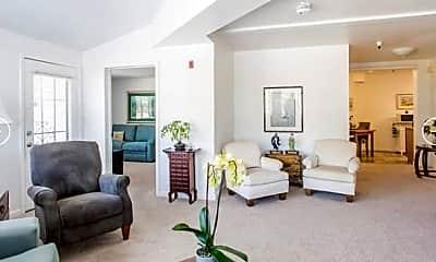 Living Room, Deer Park Senior Living, 2