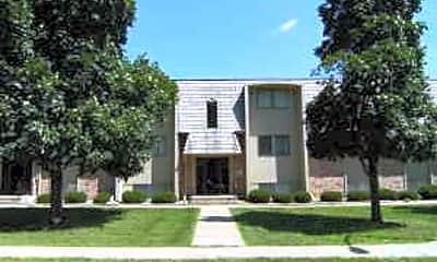 Building, 8320 California St, 2