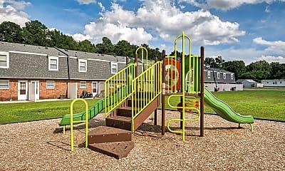 Playground, Misty Pines, 1
