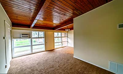 Living Room, 7300 18th Ave 201, 1