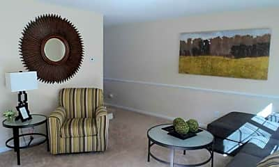 Living Room, The District at Tar River, 2