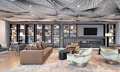 Living Room, 800 Harbor Blvd 209C, 1