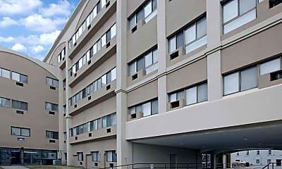 Building, Green Oaks Apartments, 1
