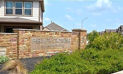 Community Signage, 13915 Osmarea DR, 2