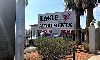 Eagle Apartments, 1