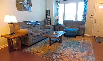 Living Room, 736 Cupola Dr, 1