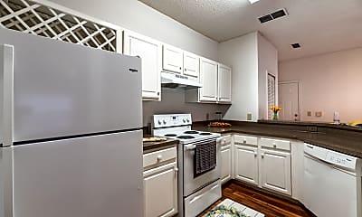 Kitchen, Paradise Island, 1