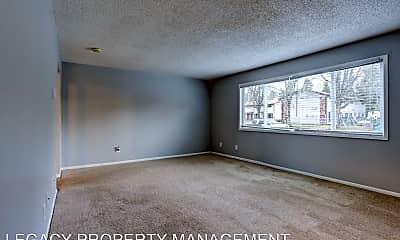 Living Room, 2717 SE Chestnut Street, 2