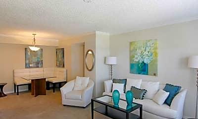 Living Room, Bentley At Cobbs Landing, 1