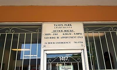 TAMPA PARK, 1
