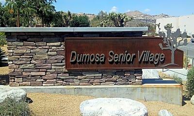 Dumosa Senior Village, 1