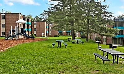 Playground, Winexburg Manor, 1