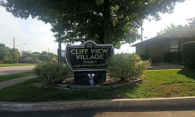 Cliff View Village Apartments, 1