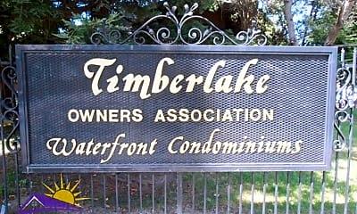 Community Signage, 2422 Larkspur Ln, 1