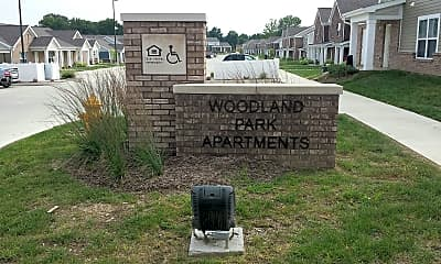 Woodland Park Apartments, 1