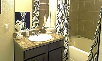 Bathroom, Bell Frisco at Main, 2