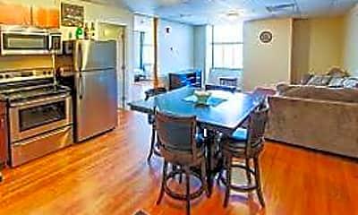 Dining Room, 500 S Salina St, 1