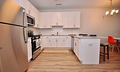 Kitchen, 29 Washington, 1