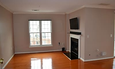 Living Room, 2102 Highcourt Ln 301, 2