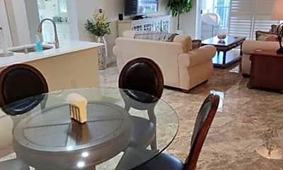 Dining Room, 1201 Tuscany Way, 0