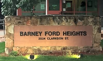Barney Ford Heights - Denver Housing Authority, 1