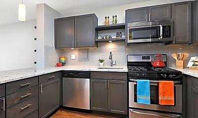 Kitchen, Reside On North Park, 2