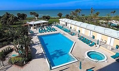 Pool, 4041 Gulf Shore Blvd N 503, 2