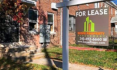 Community Signage, 1712 R St SE, 0