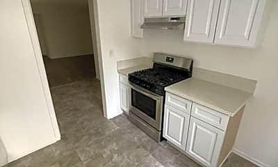 Kitchen, 1942 Overland Ave, 1