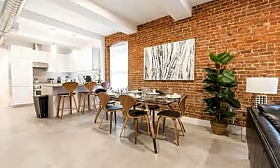 Dining Room, 12 E 18th St, 1