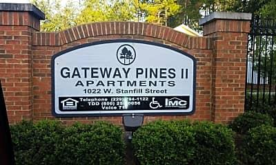 Gateway Pines II, 1