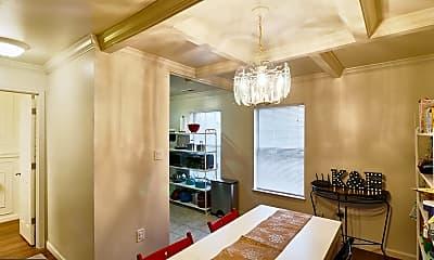 Dining Room, 9491 Linden Leaf Ct 5, 2