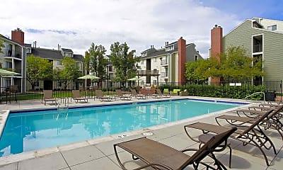 Pool, Summit Riverside Apartments, 1
