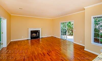 Living Room, 455 Buena Vista Ave, 1