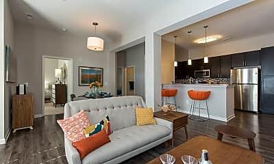 Living Room, Nexus At Sandhill, 0