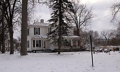 Building, 127 Oak St, 1