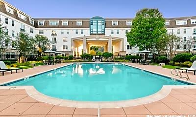 Pool, 500 Broadway, 1