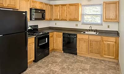 Kitchen, The Pines, 1
