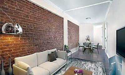Living Room, 337 18th St, 0