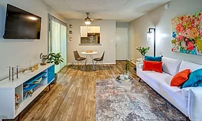 Living Room, Brookwood, 1
