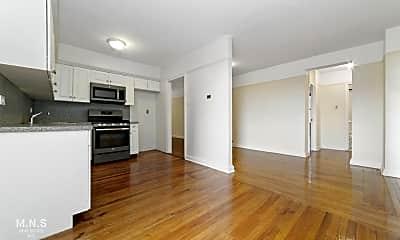 Living Room, 2728 Henry Hudson Parkway East B-55, 1