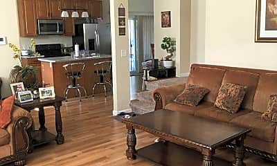 Living Room, 605 W 8th St, 1
