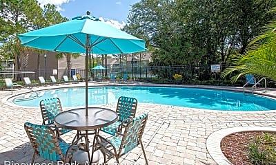 Pool, 2351 Pine Brook Dr, 2